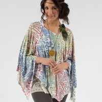 NEW! Mojito Poncho: Soul-Flower Online Store