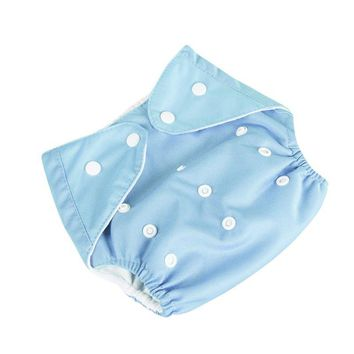 Infant Baby Baby Girls Swim Diaper Pant Washable Reusable Breathable Cover Soft Cloth Diaper L6