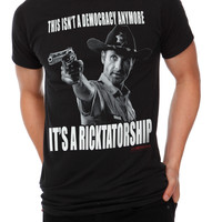 The Walking Dead Ricktatorship T-Shirt