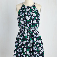 Bellissimo Botanicals Dress | Mod Retro Vintage Dresses | ModCloth.com