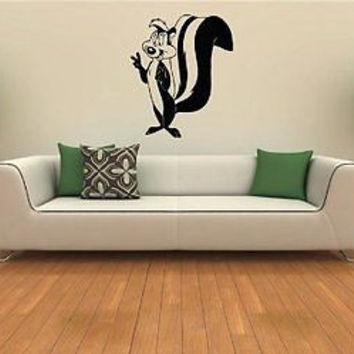 Looney Tunes Cartoon Nursery Kids Room Wall Art Sticker Decal 325
