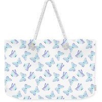 Butterfly Sc03 Weekender Tote Bag for Sale by Sandy Sheni