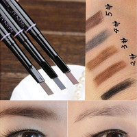 Women's Fashion Stylish 5 Colors Makeup Cosmetic Eye Liner Eyebrow Pencil Beauty Tools [8072703367]