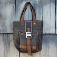 Sage Meadow Book Tote