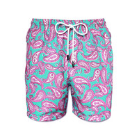 98 Coast Av Mermaid Trunks Green