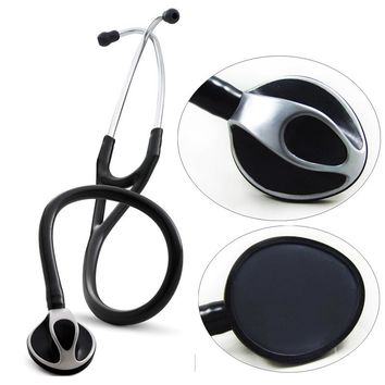 Professional Cardiology Stethoscope with Built-in Dual Channel