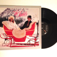 OCTOBER SALE Vinyl Record The Judds Christmas Time With The Judds LP Album 1987 Santa Claus Is Comin To Town