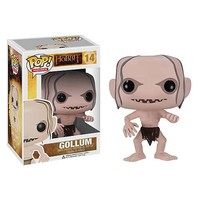 The Hobbit Gollum Pop! Vinyl Figure, Not Mint - Funko - Hobbit / Lord of the Rings - Vinyl Figures at Entertainment Earth