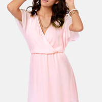 Mighty Aphrodite Pink Dress