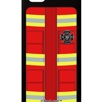 Firefighter Red AOP iPhone 5 / 5S Grip Case All Over Print