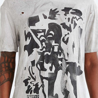 CMRTYZ Beach Vibes 1 Tee - Urban Outfitters
