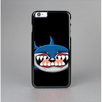 The Hungry Cartoon Shark Skin-Sert for the Apple iPhone 6 Plus Skin-Sert Case