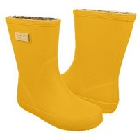 Women's Lamo  Rain Boot Short Yellow Shoes.com