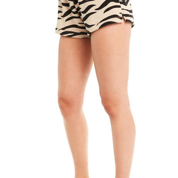 Easy Tiger Golden Shorts - Wildfox
