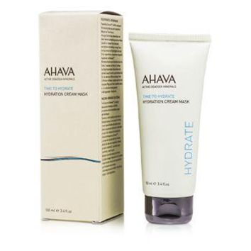 Ahava Time To Hydrate Hydration Cream Mask Skincare