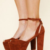 Jeffrey Campbell Perfect Platform at Free People Clothing Boutique