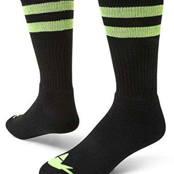 Red Lion Doo Wop Classic Two Stripe Crew Socks