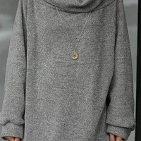 Loose Sweatshirt For Women