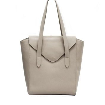 a. dorée - Cecile Shoulder Bag - Gray