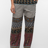 Staring at Stars Saffron High-Rise Lounge Pant