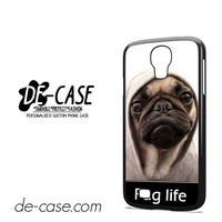 New Design Funny Hilarious Pug Life Parody Fans For Samsung Galaxy S4 Case Phone Case Gift Present