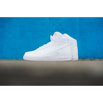 AA QIYIF Nike Air Force 1 High '07 - 'White'