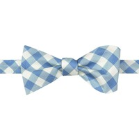 Tommy Hilfiger Oxford Gingham Bow Tie