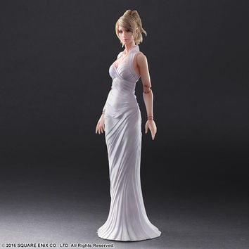 FINAL FANTASY XV PLAY ARTS -KAI- LUNAFREYA NOX FLEURET