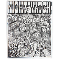 Night Watch Zine #10 - The Party Issue