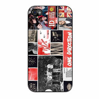 One Direction Best Song Ever iPhone 4s Case