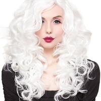 Cosplay [White] | WIGS