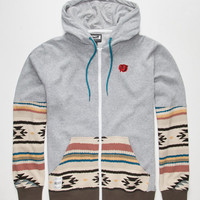 Neff Winter Camp Mens Hoodie Gray  In Sizes