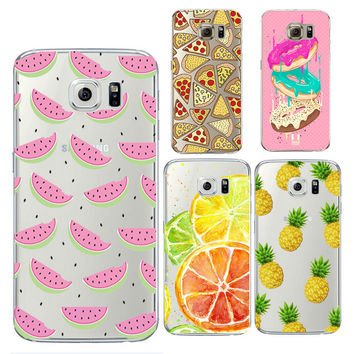 For Coque iPhone 7 7 Plus 4S 5S 5C SE 6 6S Cover for Samsung Galaxy Grand Prime A3 A5 J3 J5 2016 S3 S5 S6 S7 Edge Silicon Case
