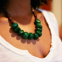 Diversity Mixed Necklace by JusFusion on Etsy
