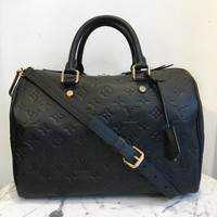 Louis Vuitton 'Speedy Bandouliere 30' Handbag