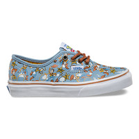 Kids Toy Story Authentic | Shop at Vans