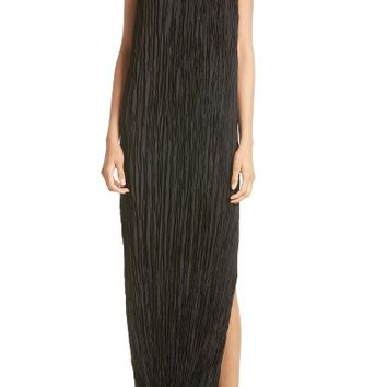 Elizabeth and James Denver Pleated Strapless Dress | Nordstrom