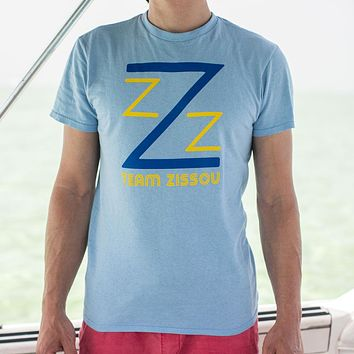 Team Zissou [The Life Aquatic with Steve Zissou Inspired] Men's T-Shirt