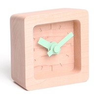 Bit Mini Clock - Mint -15%