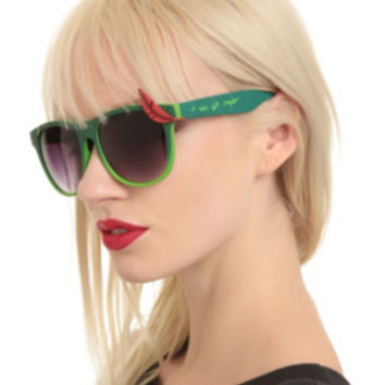 Disney Peter Pan Feather Retro Sunglasses