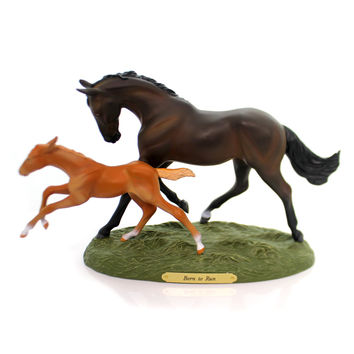 Trail Of Painted Ponies Born To Run Figurine