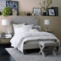 Harlow Upholstered Bed