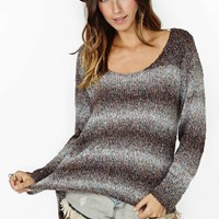 Nasty Gal Hazy Motion Knit