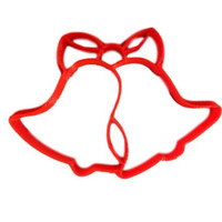 Christmas Bells Cookie Cutter