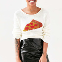 BDG Pizza Pullover Sweater - Urban Outfitters