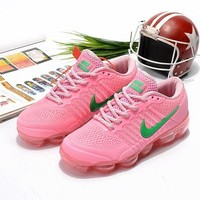 Nike Air VaporMax Kid Shoes Pink Child Sports Shoes - Best Deal Online