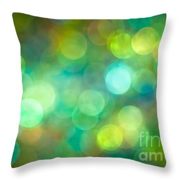 "Morning Meadow Throw Pillow for Sale by Jan Bickerton - 14"" x 14"""