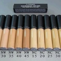 NEW MAC MAKEUP 12 COLORS CONCEALER FOUNDATION 10pcs