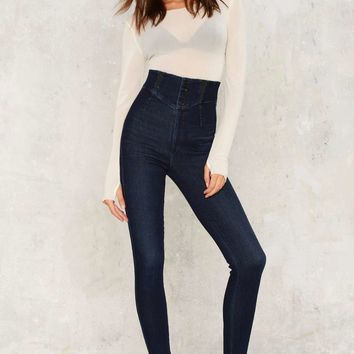 Citizens of Humanity Tiana Super High-Rise Skinny Jeans