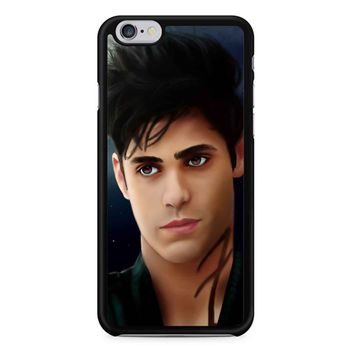 Shadowhunters Alec Lightwood Art iPhone 6/6S Case